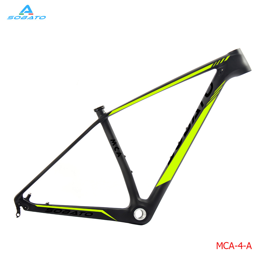 full carbon mountain bike frame with use decal 1551718520 inch