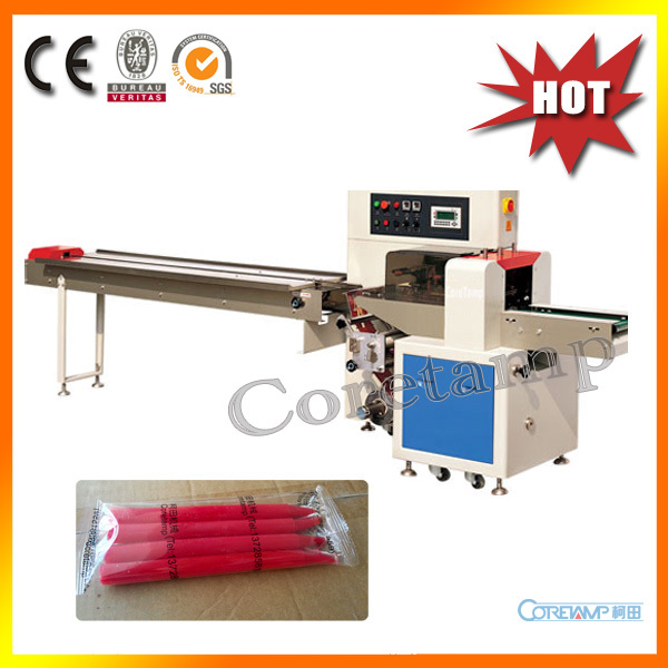 Automatic candles packing machine (4 candles per bag)(China (Mainland))