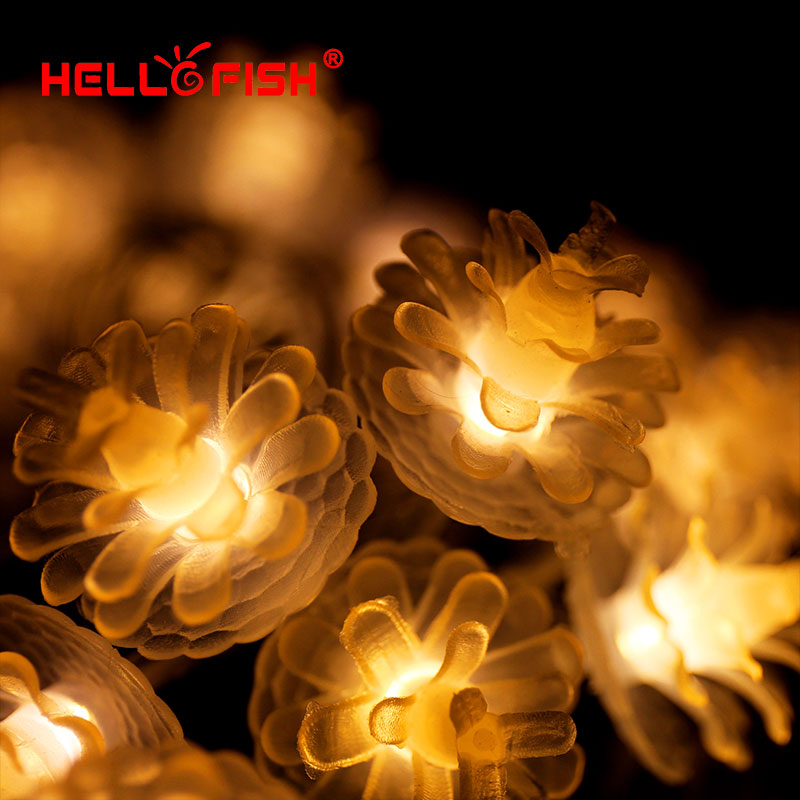 Popular fish string lights buy cheap fish string lights for Fish string lights