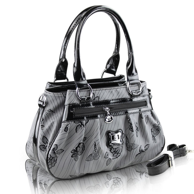 Women's bags 2012 casual fashion Women bag handbag messenger bag dual-use