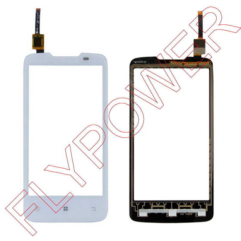 For Lenovo A820 white Touch Screen Digitizer panel glass Free Shipping; 100% warranty(China (Mainland))