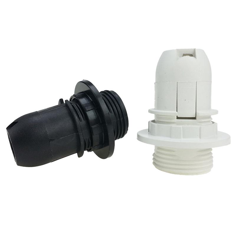 2Color Small Edison Screw SES E14 M10 Light Bulb Lamp Holder Pendant Socket Base For Light Lamp Accessories(China (Mainland))
