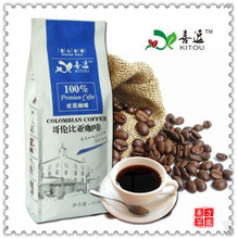 454g Level 1 Colombian Coffee Bean Cooked Beans No Sugar Fresh Roasted Coffe Slimming Coffee Beans