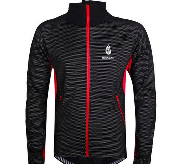 Fleece Cycling Jacket | Outdoor Jacket