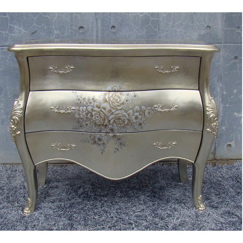 Achetez en gros d 39 argent des meubles peints en ligne des grossistes d - Meuble peint provencal ...