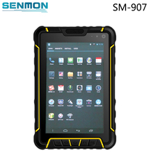 Buy 7 Inch LCD Touch Screen Rugged Tablet Android Smartphone IP67 4G/WIFI/GSM /HF UHF RFID Reader/Fingerprint Barcode Scanner for $367.08 in AliExpress store