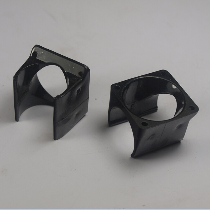 3D printer parts DIY Reprap E3D V6 Injection Moulded Fan Duct injection molding fan housing guard