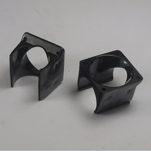 3D printer parts DIY Reprap E3D V6 Injection Moulded Fan Duct  injection molding fan housing  guard