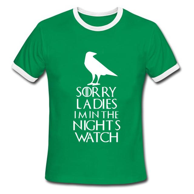 Sorry ladies… Night's Watch T-Shirt