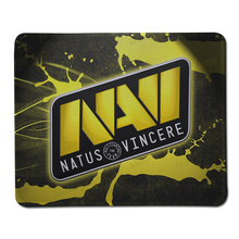 High Quality Cool Natus Vincere Logo Durable Non-Slip Rectangle Mat for Computer Mouse Pad(China (Mainland))