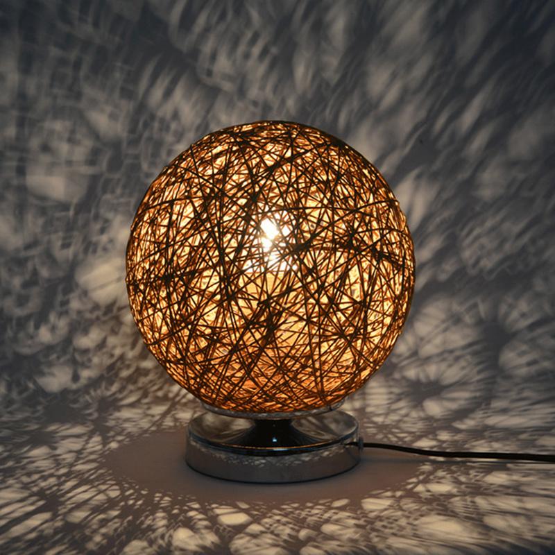 Lampe de table design promotion achetez des lampe de table for Lampe de chevet haute