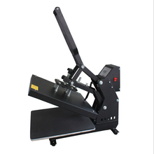 sublimation heat printing machine for t-shirt with heat plate size 40x 60cm ST3804B