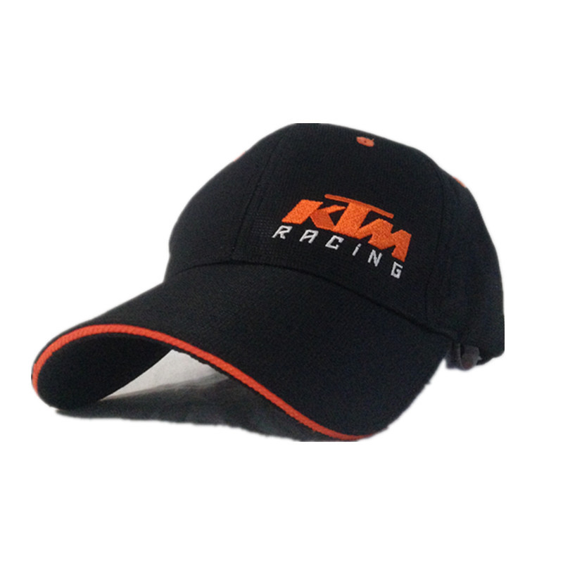 Racing Cap Latest motor GP KTM Racing Cap Motocross Riding Caps Women Men Casual Adujustable hat Baseball Cap motorcycle hat(China (Mainland))