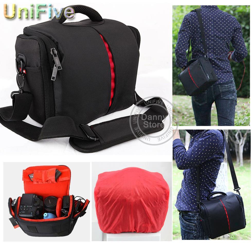 Waterproof Video Photo Camera Case Bag for Canon EOS DSLR 760D 6D 70D 750D 700D 650D