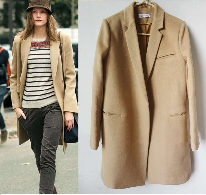 Images of Camel Coats Womens - Reikian