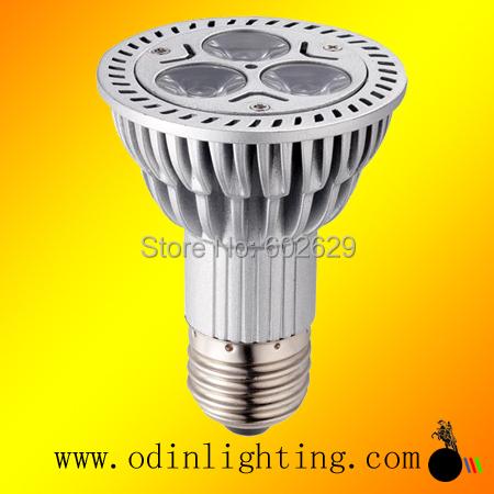 CREE led par20 led dimmable spot light 3X3w par20 lamp led goodbulb(China (Mainland))