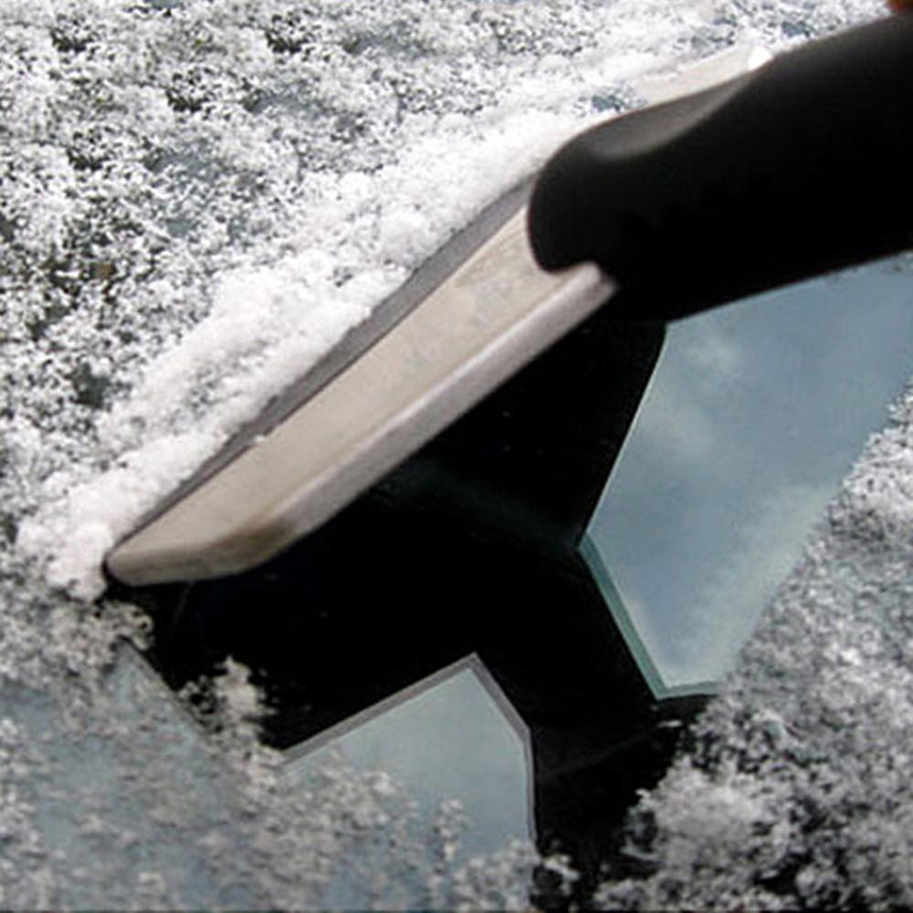 2015 новый нержавеющей снег лопатой скребок для удаления чистый инструмент авто автомобиль мода и полезная лед удалить инструмент
