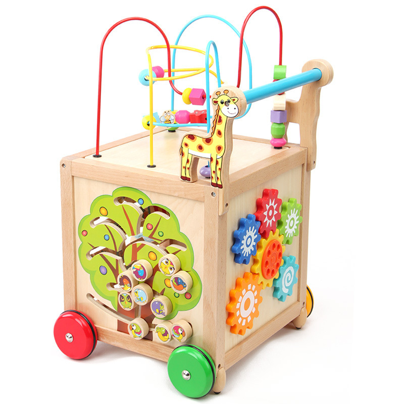 Wooden Cube Toys 69