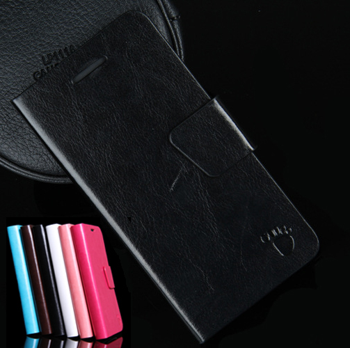 High Quality PU Leather Case For Huawei Honor 3X G750 Luxury Flip Leather Cover For Huawei3X g750 With Card Holder Free Shipping(China (Mainland))