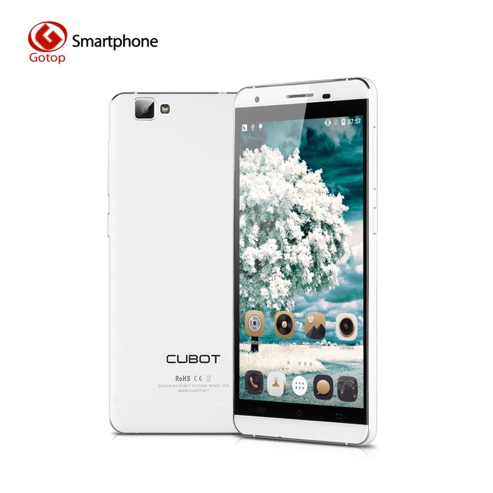 Original Cubot X15 55 Fhd 1080p Ips Screen 4g Lte Smartphone Lenovo S650 Android Quadcore 5 1 Mt6735
