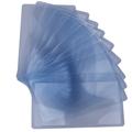 10 PCS Lot High Quality Plastic Transparent Credit Card 3 X Magnifier Magnification Magnifying Fresnel
