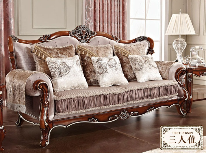 Wood Carving Sofa Furniture - Gallery Image Iransafebox