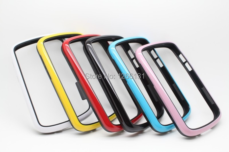 High Quality Top Quality Dual Color Shell Skin Soft TPU+PC Frame Border Case Cover For Blackberry Q10 Drop Shipping 1pcs/lot(China (Mainland))