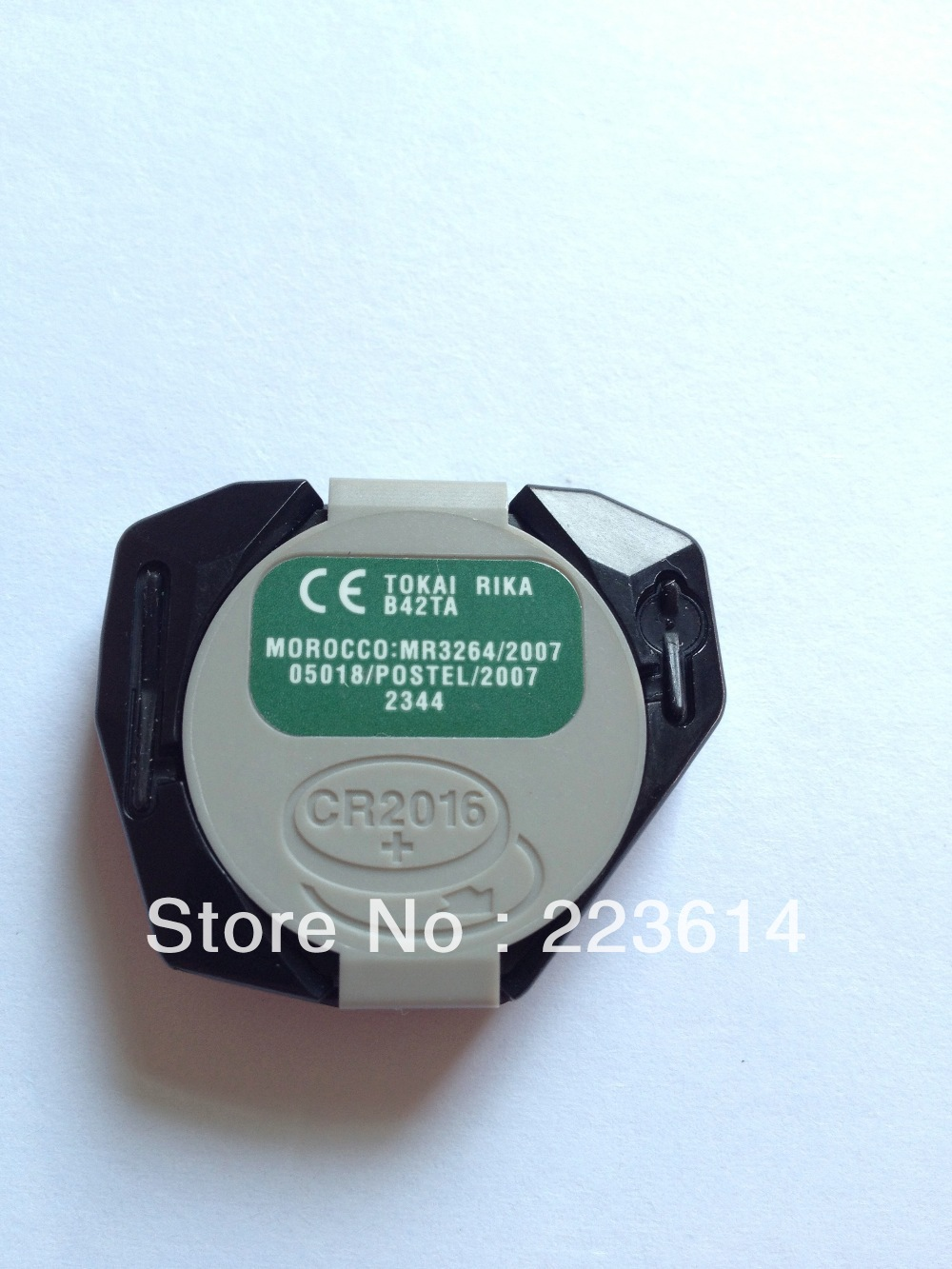 toyota original Tokai Rika Remote set B42TA 433mhz 3 button can be used in HK/TW /THAILAND/BRAZIL<br><br>Aliexpress