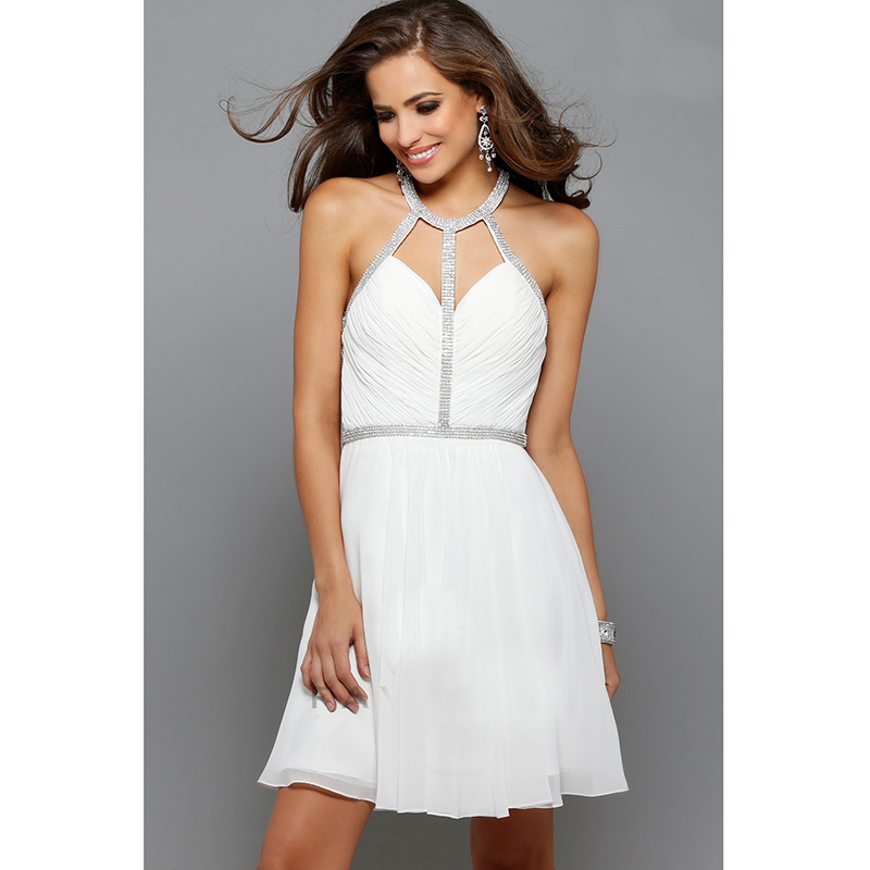 High Quality Wholesale white cocktail dresses from China white ...