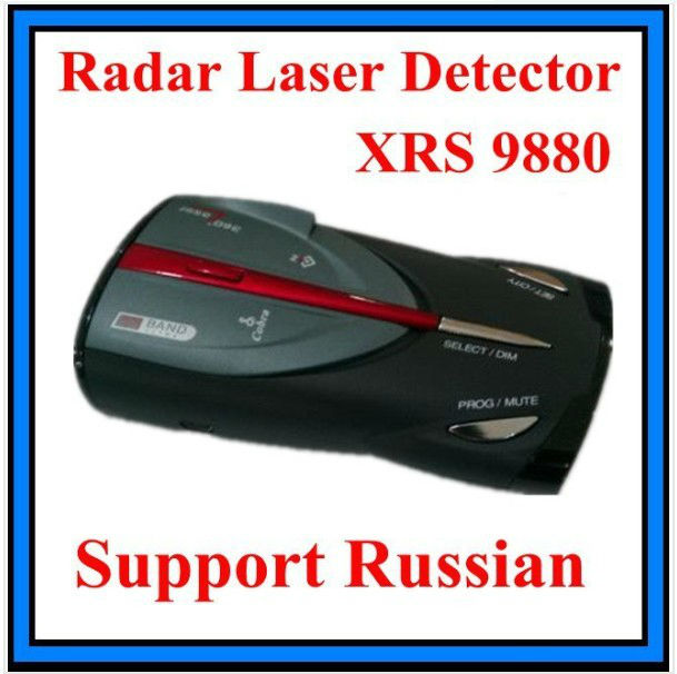 cobra xrs 9880 radar digital laser detector puede mostrar velocidad mostrar la frecuencia de. Black Bedroom Furniture Sets. Home Design Ideas