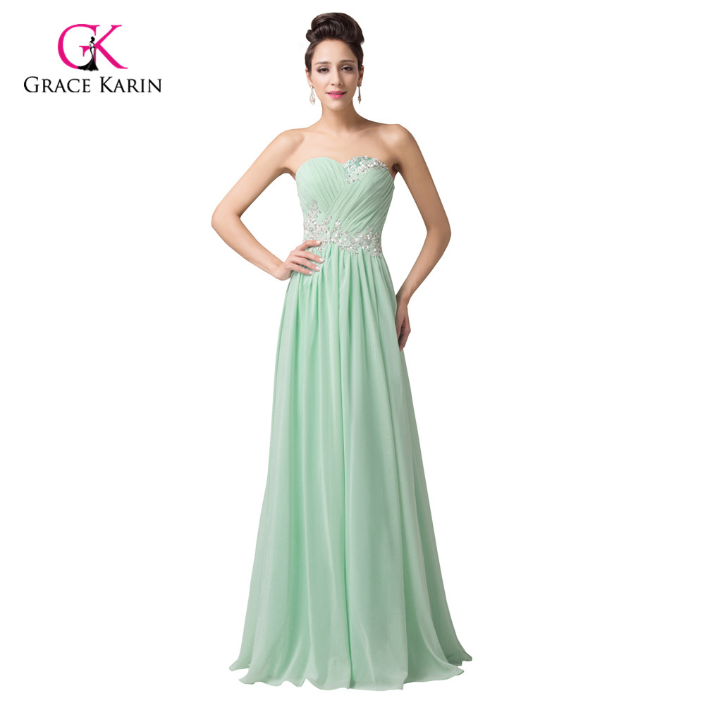 Modest cheap mint green bridesmaid dresses under 50 long for Cheap wedding dress under 50