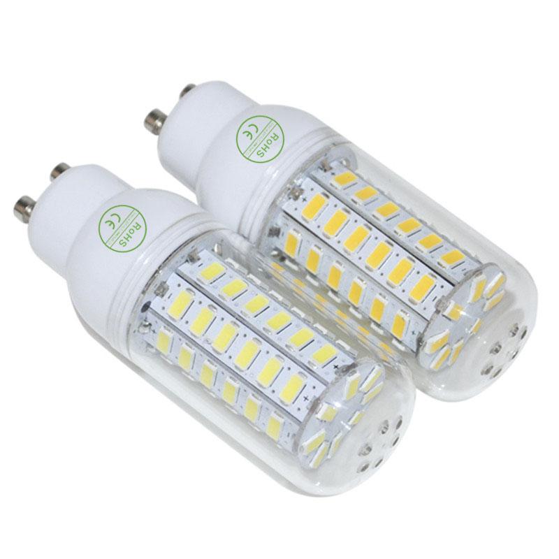 Гаджет  SMD 5730 220V/110V GU10 LED Bulb 9W 12W 15W 20W LED bulb 24 LEDs 36LEDs 48LEDs 56LEDs,Warm white/white LED  Bulb,free shipping None Свет и освещение