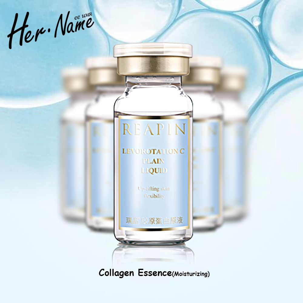 HerName liquid collagen essentielle Pure Fragrance essential oil for aromatherapy Glycerol Whitening firmness elasticity Repair(China (Mainland))