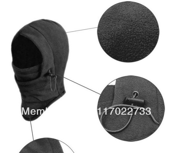 new Wholesale woolen Balaclava masks Barack hood SWAT ski mask, warm adjustable ride windproof helmet.Free shipping
