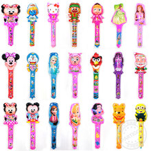 Buy wholesale 100pcs/lots 78*25cm mixed desgin cartoon clapper sticks balloons kids inflatable cheer stick ballons for $57.50 in AliExpress store