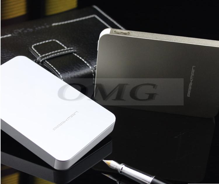 6200mAh Mobile Power Bank external portable Polymer battery charger carregador de bateria bateria externa portatil For iphone5 6