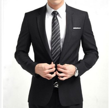 (Jackets+Pants) 2015 New Men Fashion Suits Slim Fit Tuxedo Bridegroon Business Dress Ggroon Wedding Suits Blazer  traje hombre