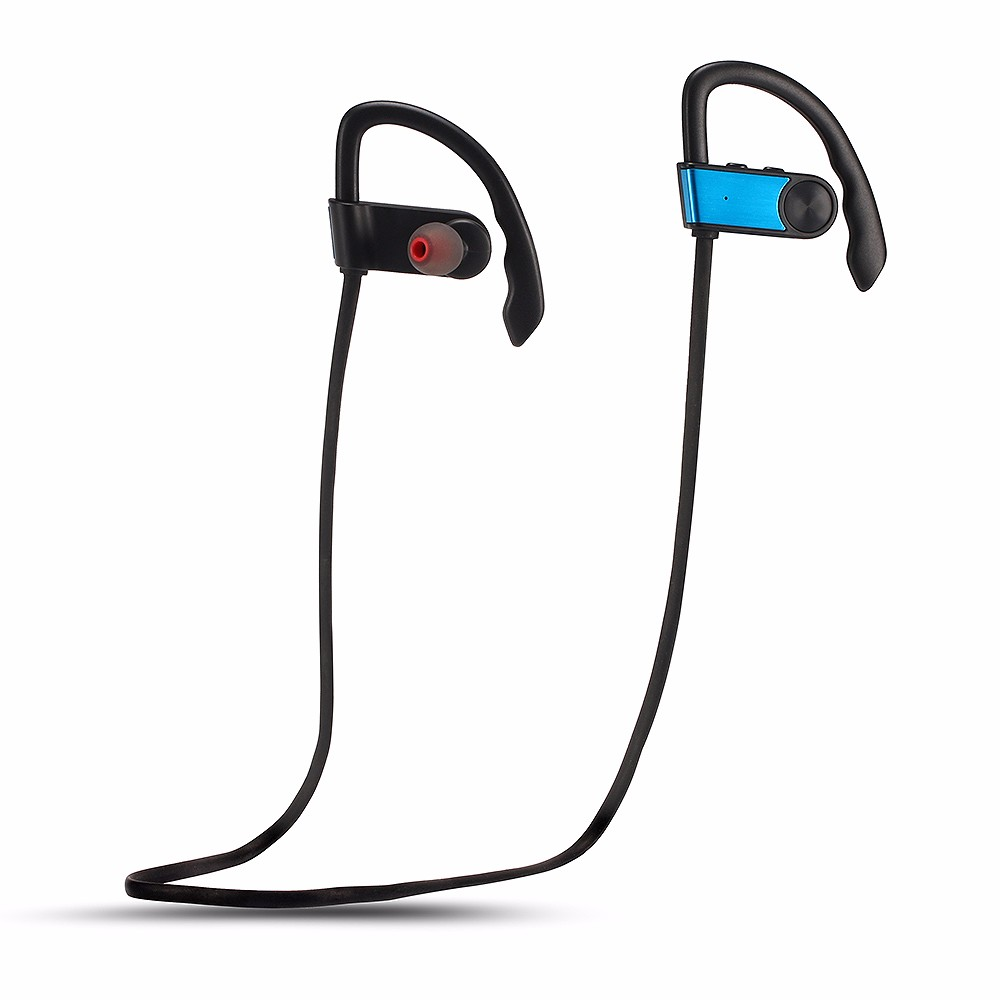 BH-01 Sports Running Bluetooth Headset Support number redial Ear Hang Wireless 4.0 in Ear Stereo Studio Music with Microphone