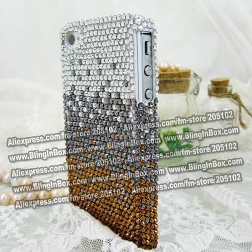 Unique Water droplets Hard back Cover Cell phone,Mobile Phone Case For iphone4,no min-order + free shipping