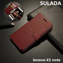 Buy Luxury Phone Protective Case Lenovo K5 Note A7020 K52t38 A7020a40 A7020a48 K52E78 5.5 Inch Capa Flip Cover Wallet PU Leather for $4.69 in AliExpress store