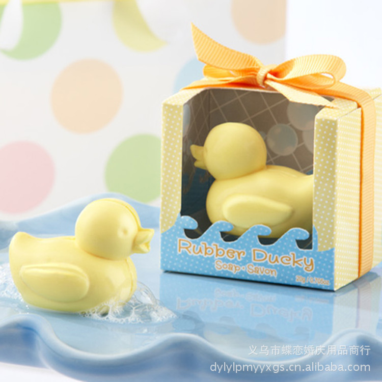Wholesale, The lovely duck toilet soap , wedding gift, Valentine's Day gift, 50pcs/lot, free shipping by EMS(China (Mainland))