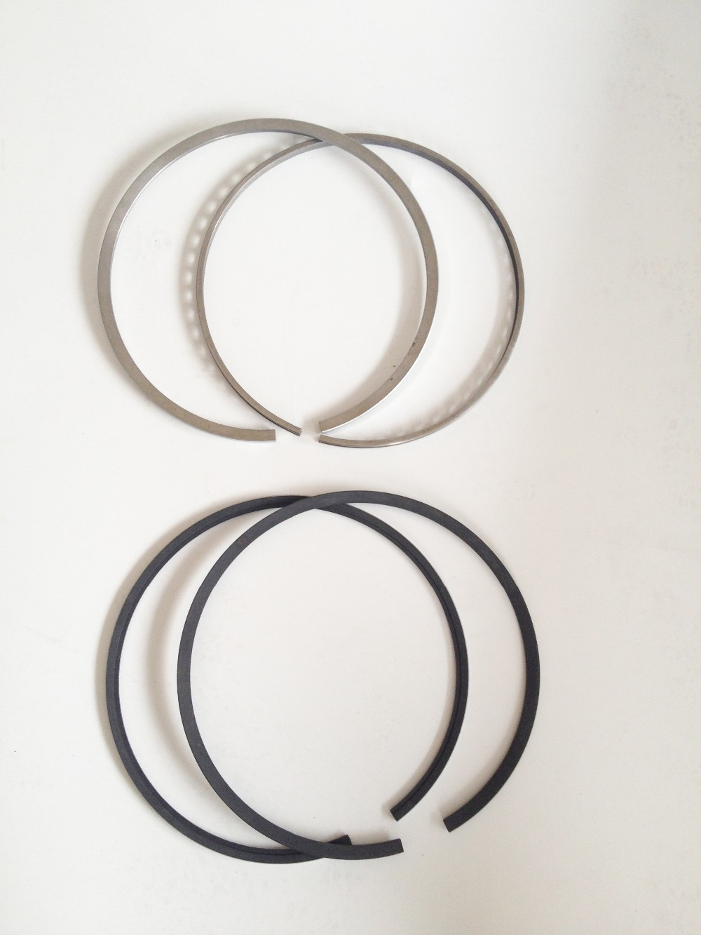 Free Shipping Engine Parts STD Bore 93mm 4Cylinder Piston Ring Set for Fiat CROMA D COOLING