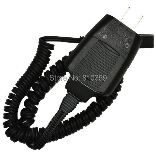 Original 12V 400mA 2-Prong EU Wall Plug 5497 AC Power Adapter Charger 7570 7564 7680 8985 Shaver (Black) - Coolxan store