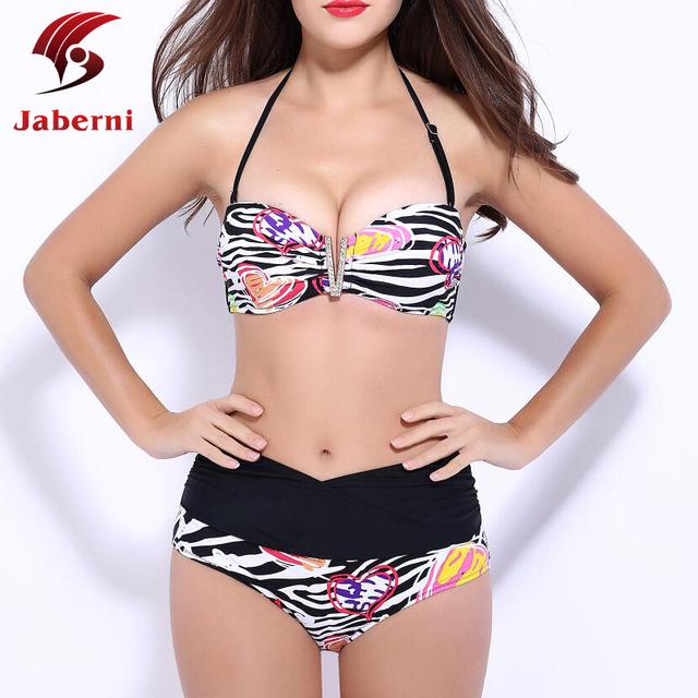 Бразильский сексуальная двух частей высокая талия купальник блесток плавать бикини рок бренда купальники короткий топ комплект бикини женский летом Bathsuit