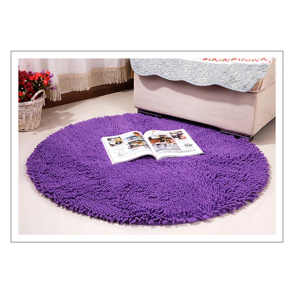 Modern Carpet Circular Genuine Home Design