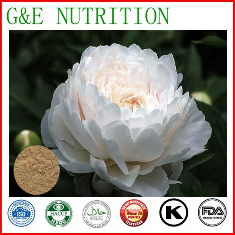 Natural White Peony Root Extract, White Peony Extract, White Peony Root Powder 1000g