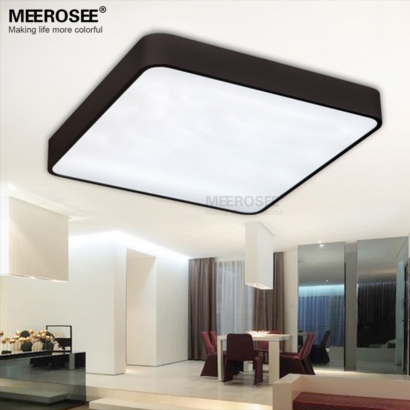 LED Rectangle Ceiling Lights Fixture Modern Simplicity