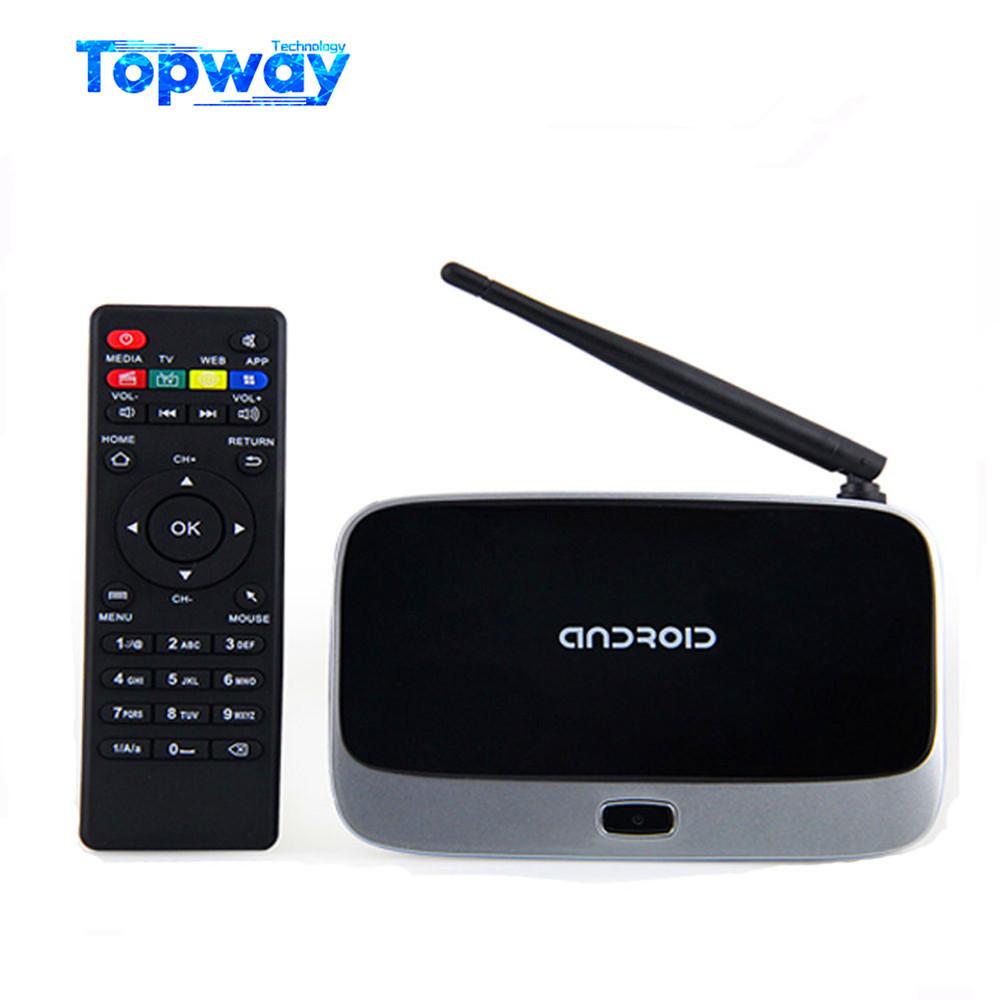 Media Streamer CS918 Quad Core RK3188 TV Android 4.4 2GB+8GB XBMC KODI Full HD Media Player HDMI WIFI Smart TV Box(China (Mainland))