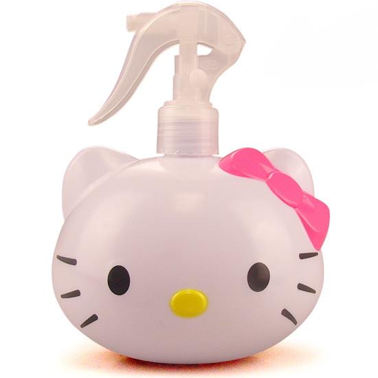 Free shipping 10 pcs/lot, HELLOKITTY Spray bottle spray gun Plastic perfume bottle Makeup tools Cartoon cute bottle for women