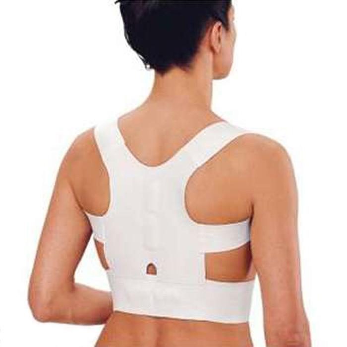 Men Women Magnetic Posture Back Support Corrector Belt Band Feel Belt Brace Shoulder Braces & Supports for Sport Safety(China (Mainland))